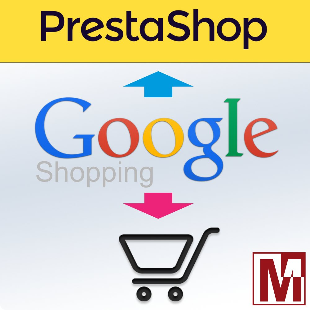 Module d'export du catalogue produit vers Google Shopping sur PrestaShop et thirtybees