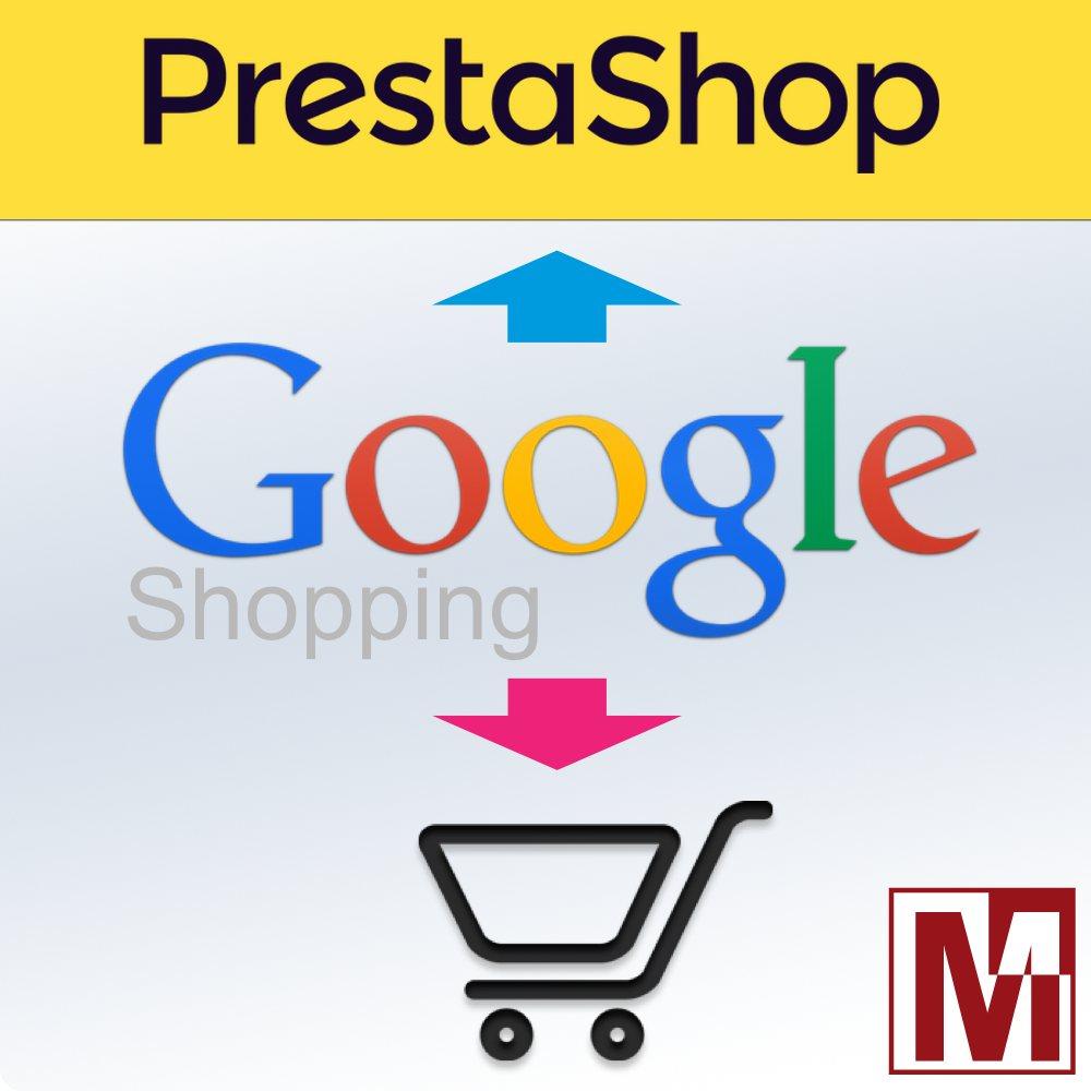 Module d'export du catalogue produit vers Google Shopping sur PrestaShop et thirtybees