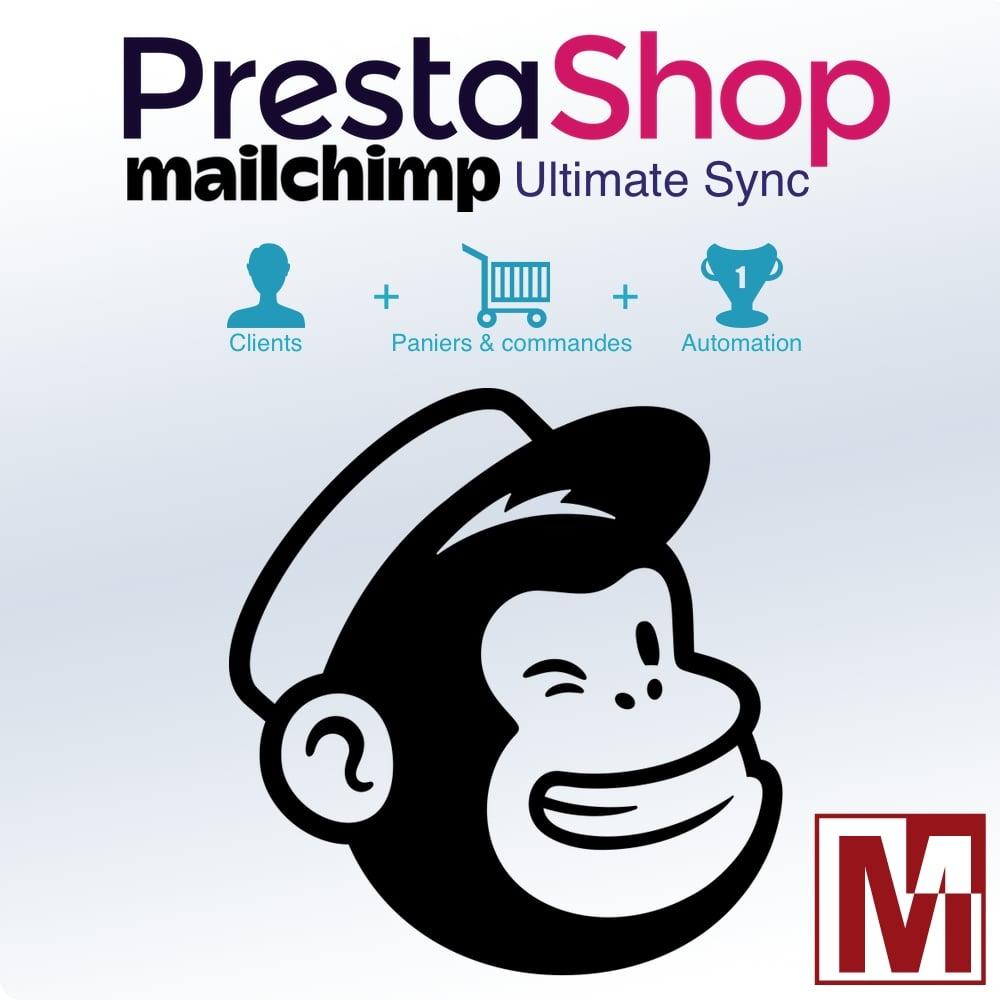 Mise à jour version 2.5.1 du module de Synchronisation ultime de PrestaShop avec Mailchimp